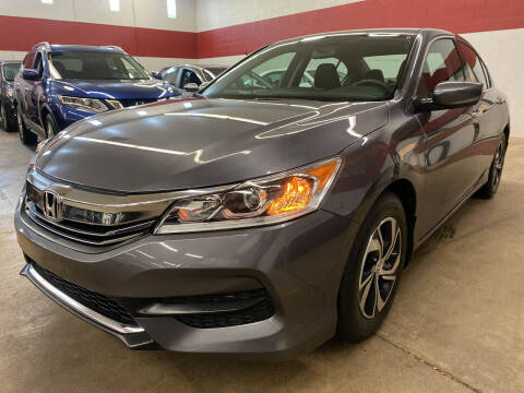 2017 Honda Accord for sale at Columbus Car Warehouse in Columbus OH