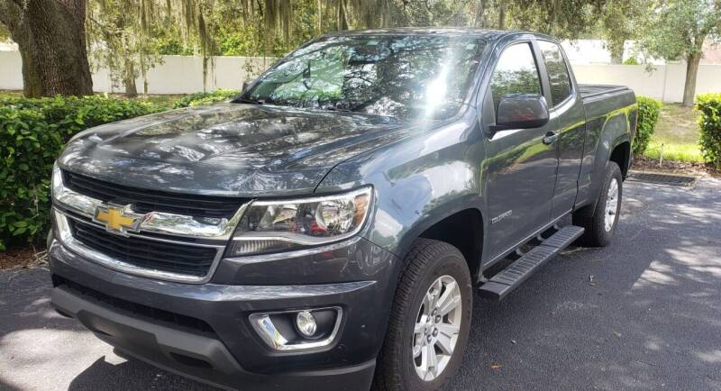 2015 Chevrolet Colorado for sale at The Auto Adoption Center in Tampa FL