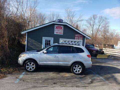 2009 Hyundai Santa Fe for sale at KMK Motors in Latham NY