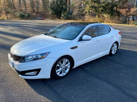 2013 Kia Optima for sale at Car World Inc in Arlington VA