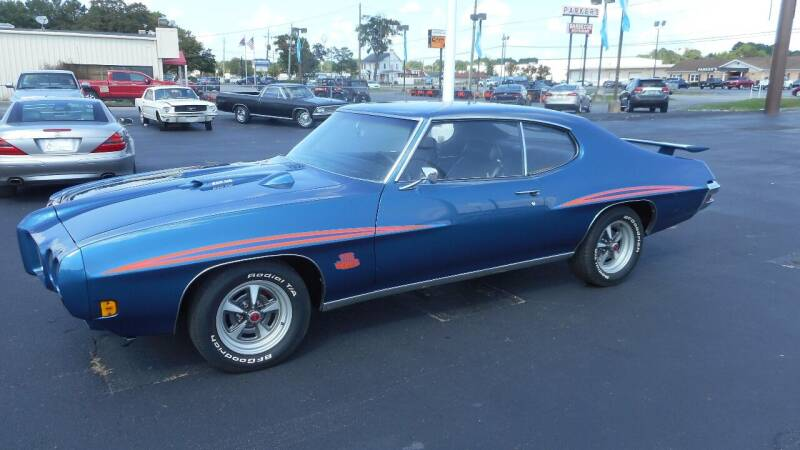1970 Pontiac GTO for sale at Classic Connections in Greenville NC