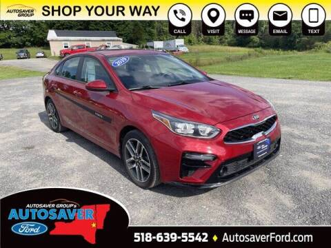 2019 Kia Forte for sale at Autosaver Ford in Comstock NY