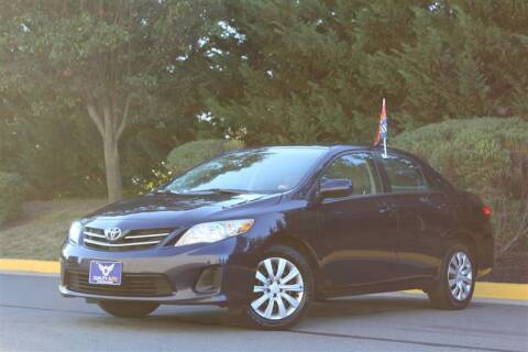 2013 Toyota Corolla for sale at Quality Auto in Sterling VA