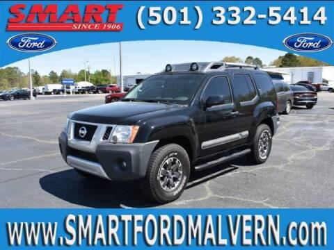 2015 Nissan Xterra for sale at Smart Auto Sales of Benton in Benton AR