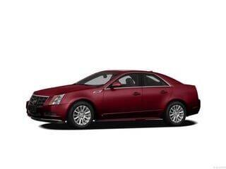 2012 Cadillac CTS for sale at SULLIVAN MOTOR COMPANY INC. in Mesa AZ