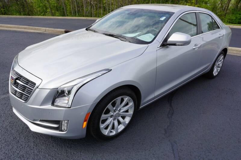 2018 Cadillac ATS for sale at Modern Motors - Thomasville INC in Thomasville NC