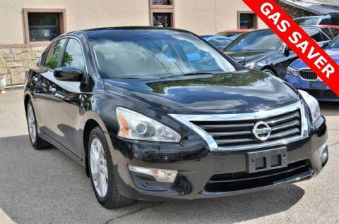 2014 Nissan Altima for sale at LAKESIDE MOTORS, INC. in Sachse TX