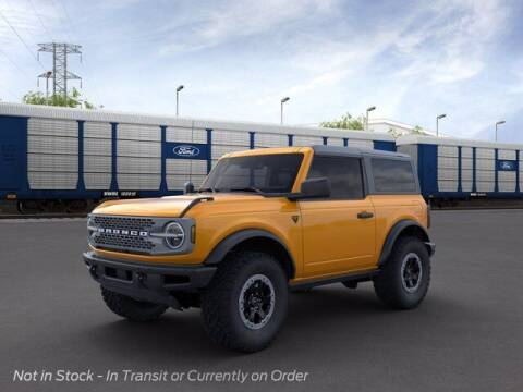 2021 Ford Bronco for sale at Clay Maxey Ford of Harrison in Harrison AR