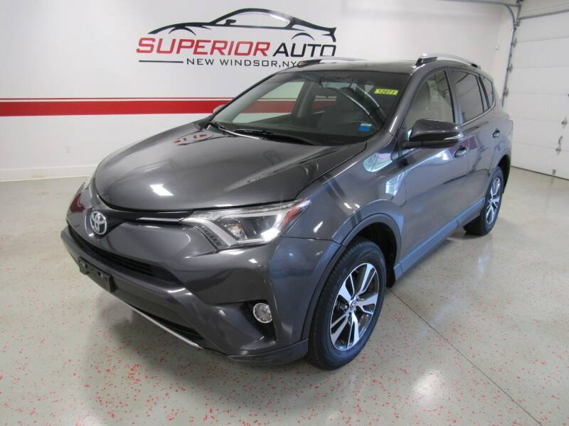2016 Toyota RAV4 for sale at Superior Auto Sales in New Windsor NY