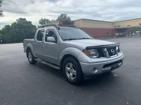 2005 Nissan Frontier for sale at Wheel Deal Auto Sales LLC in Norfolk VA