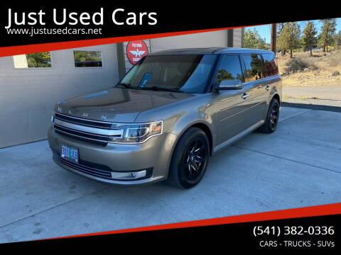 2013 Ford Flex for sale at Just Used Cars in Bend OR
