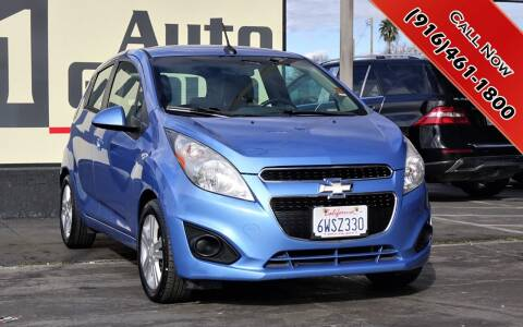 2013 Chevrolet Spark for sale at H1 Auto Group in Sacramento CA