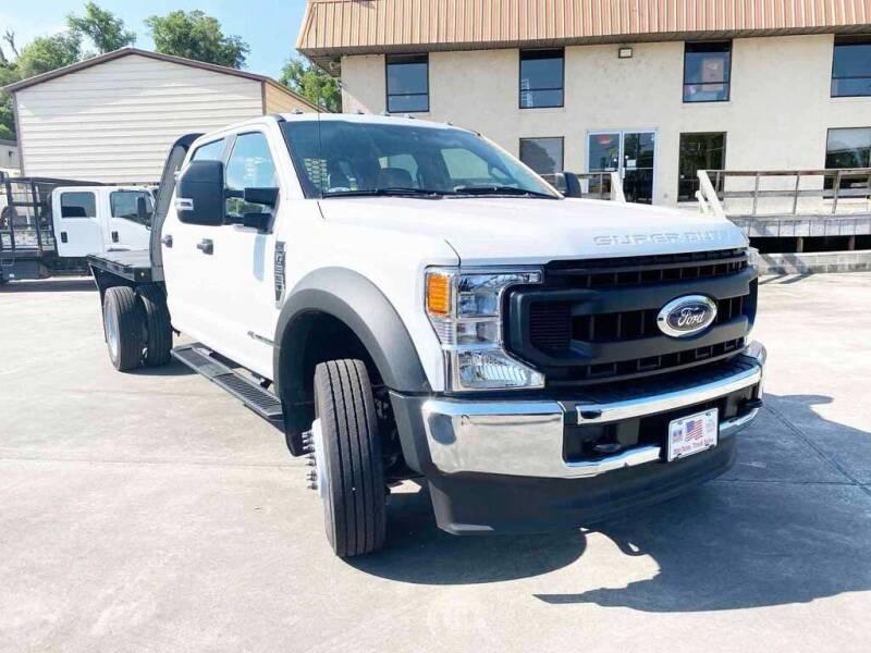 2020 Ford XL F-550 for sale at Scruggs Motor Company LLC in Palatka FL