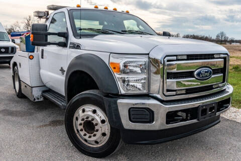 2016 Ford F-450 Super Duty for sale at Fruendly Auto Source in Moscow Mills MO
