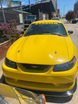 2004 Ford Mustang for sale at E-Z Pay Used Cars in McAlester OK