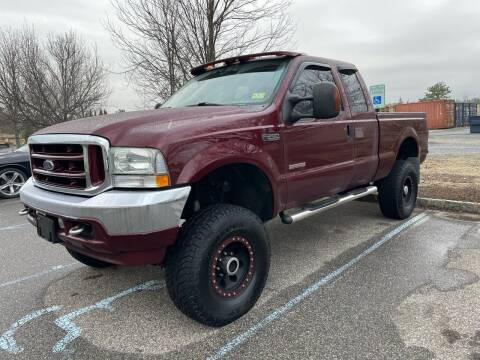 2004 Ford F-250 Super Duty for sale at CANDOR INC in Toms River NJ