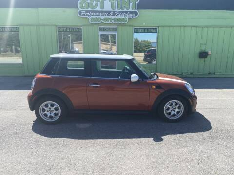 2013 MINI Hardtop for sale at GOT TINT AUTOMOTIVE SUPERSTORE in Fort Wayne IN