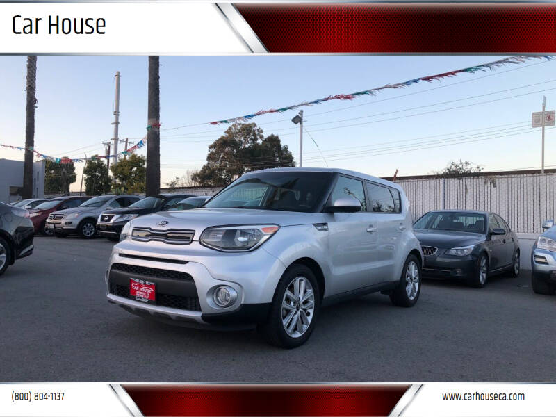 2017 Kia Soul for sale at Car House in San Mateo CA