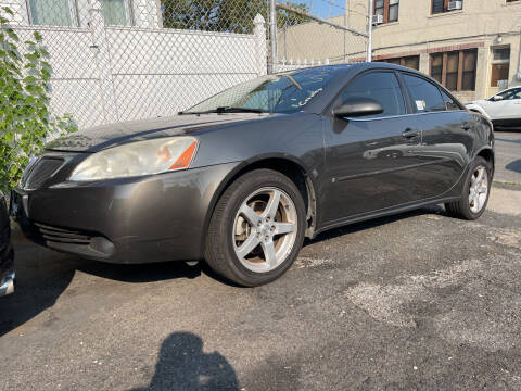 2007 Pontiac G6 for sale at Cypress Motors of Ridgewood in Ridgewood NY