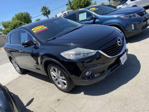 2013 Mazda CX-9 for sale at New Start Motors in Bakersfield CA
