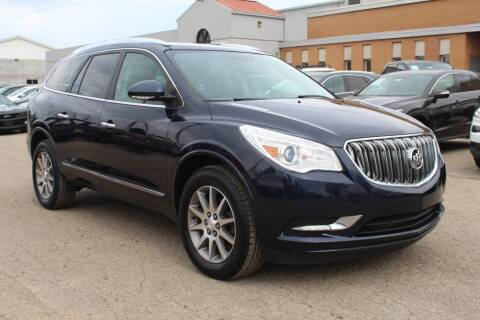 2016 Buick Enclave for sale at SHAFER AUTO GROUP in Columbus OH