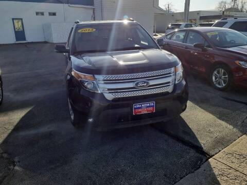 2013 Ford Explorer for sale at Albia Motor Co in Albia IA