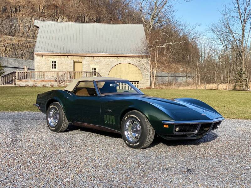 1969 Chevrolet Corvette for sale at All Collector Autos LLC in Bedford PA