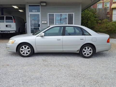2002 Toyota Avalon for sale at BELAIR MOTORS in Akron OH