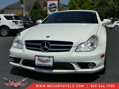 2009 Mercedes-Benz CLS for sale at McCarthy Wholesale in San Luis Obispo CA