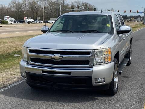 2011 Chevrolet Silverado 1500 for sale at Double K Auto Sales in Baton Rouge LA