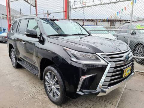 2016 Lexus LX 570 for sale at LIBERTY AUTOLAND INC in Jamaica NY