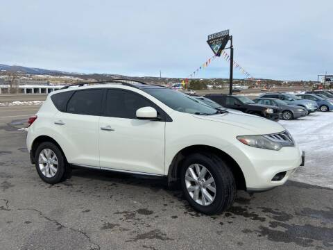 2011 Nissan Murano for sale at Skyway Auto INC in Durango CO