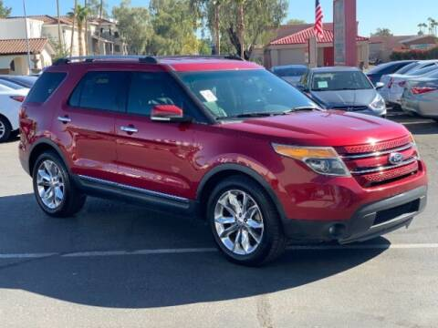 2014 Ford Explorer for sale at Brown & Brown Wholesale in Mesa AZ