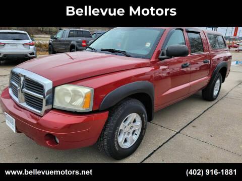 2006 Dodge Dakota for sale at Bellevue Motors in Bellevue NE