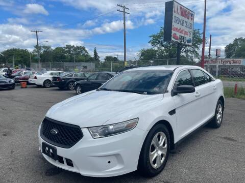 2013 Ford Taurus for sale at L.A. Trading Co. Detroit in Detroit MI