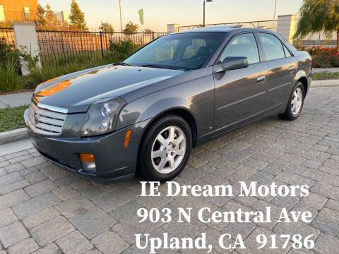 2007 Cadillac CTS for sale at IE Dream Motors-Upland in Upland CA
