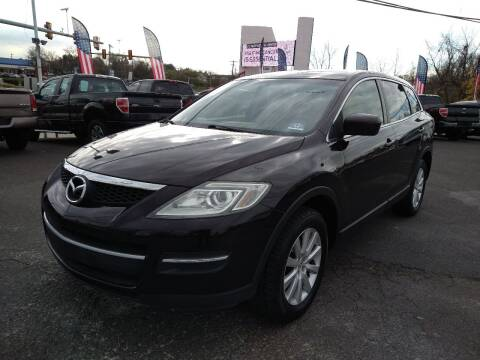 2008 Mazda CX-9 for sale at P J McCafferty Inc in Langhorne PA