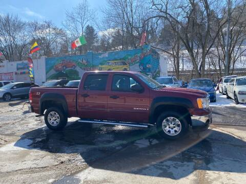 2007 GMC Sierra 1500 for sale at Showcase Motors in Pittsburgh PA