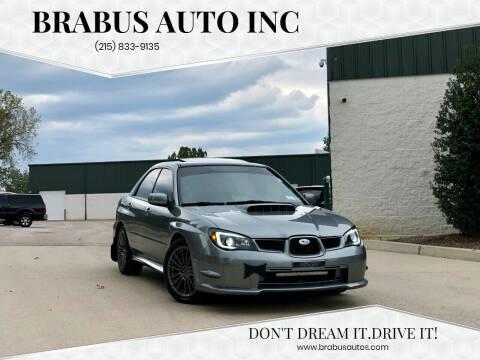 2007 Subaru Impreza for sale at Car Time in Philadelphia PA