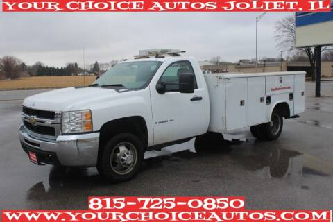 2008 Chevrolet Silverado 3500HD CC for sale at Your Choice Autos - Joliet in Joliet IL