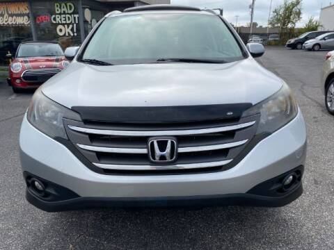 2012 Honda CR-V for sale at A&R Motors in Baltimore MD