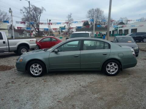 2006 Nissan Altima for sale at Antique Motors in Plymouth IN