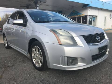 2010 Nissan Sentra for sale at Auto Smart Charlotte in Charlotte NC