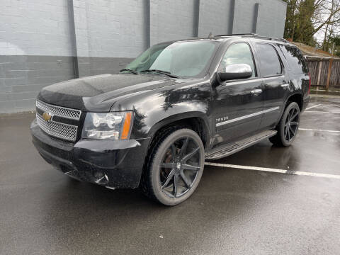 2010 Chevrolet Tahoe for sale at APX Auto Brokers in Lynnwood WA