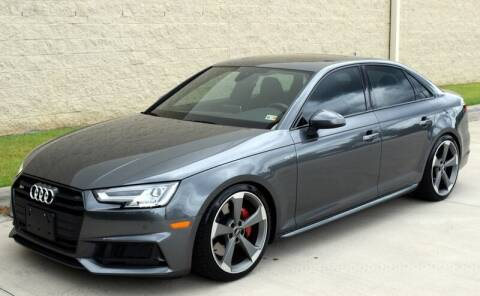 2018 Audi S4 for sale at Raleigh Auto Inc. in Raleigh NC