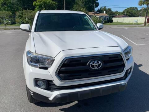 2017 Toyota Tacoma for sale at Consumer Auto Credit in Tampa FL