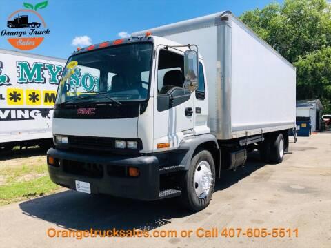2006 GMC T7500 for sale at Orange Truck Sales in Orlando FL