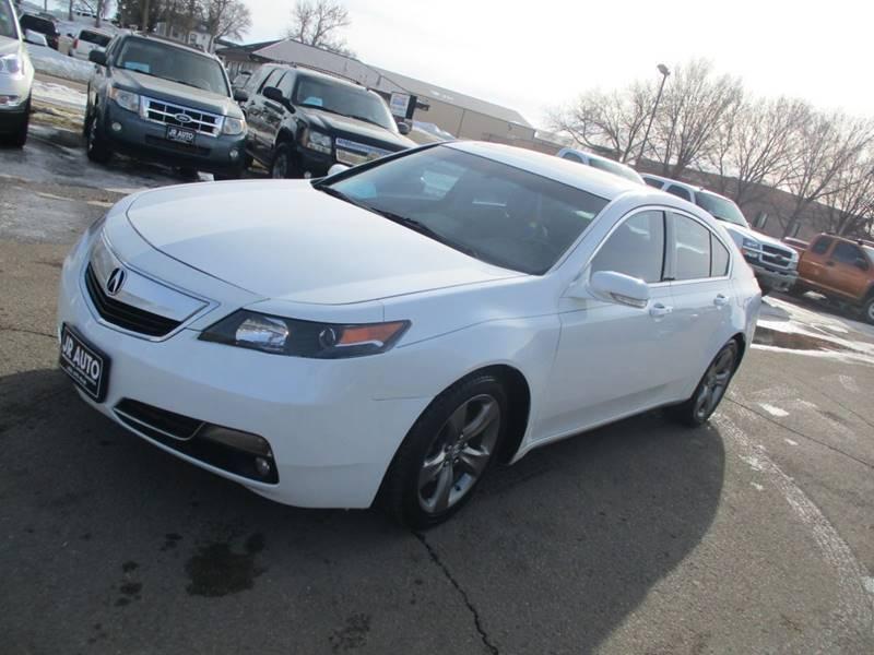 2014 Acura TL SH-AWD w/Tech