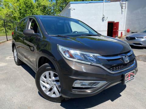 2015 Honda CR-V for sale at JerseyMotorsInc.com in Teterboro NJ