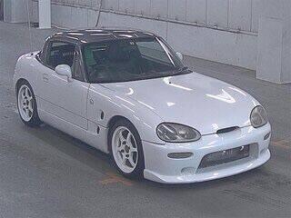 1992 Suzuki Cappuccino for sale at Forbidden Motorsports in Livingston NJ